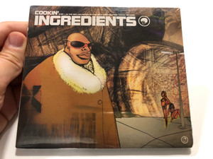 Ingredients / Cookin' Step 1 In The New Collection Of Laid Back Grroves From Cookin' Records / Cookin' Records Audio CD 2001 / CKB01