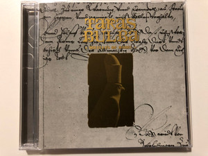 Taras Bulba - Sketches Of Babel / Hyperium Records Audio CD 1993 / 4014391007827