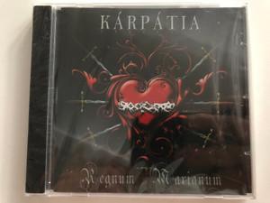 Kárpátia– Regnum Marianum / Exkluziv Music Kiadó Audio CD / EMK 048