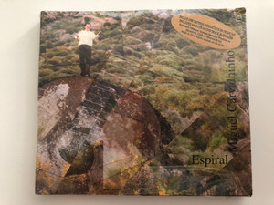 Miguel Carvalhinho – Espiral / Inclus Une Selection Interactive En Francais, Includes An Interactive Tracks In English / Universal Music Portugal Audio CD 2002 / 472583-2