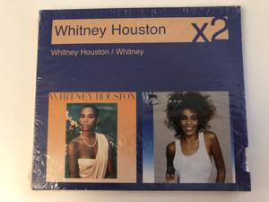 Whitney Houston – Whitney Houston; Whitney / Sony BMG Music Entertainment 2x Audio CD 2007 / 88697146332