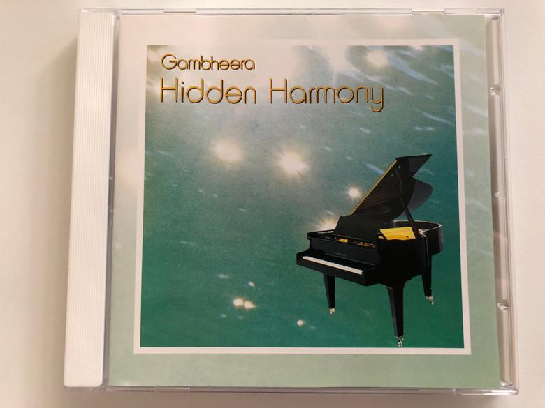 Gambheera – Hidden Harmony / Nightingale Records Audio CD 1991 / NGH-CD-342