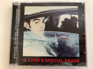 G. Love & Special Sauce – Philadelphonic / Okeh Audio CD 1999 / 493310 2