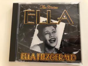 The Divine Ella - Ella Fitzgerald / Dressed To Kill Audio CD 2000 / METRO488