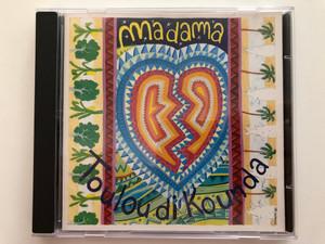 Madama - Toulou Di Kounda / Sonodisc Audio CD 1994 / CD72020