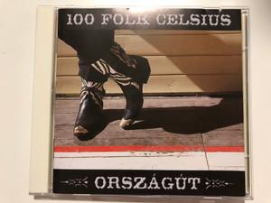 100 Folk Celsius – Országút / Magneoton Audio CD 1997 / 3984-20829-2