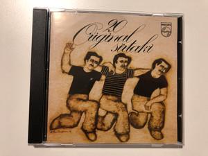 20 Original Sirtaki / Philips Audio CD 1990 / 842 730-2