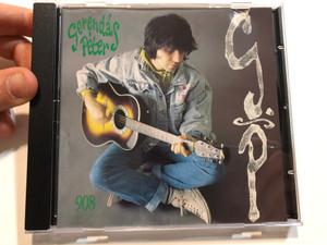 Gerendás Péter – 908 / Hungaroton-Gong Audio CD 1992 / HCD 37579