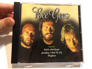 Bee Gees / Featuring: Spicks And Specks, Everyday I Have To Cry, Playdown / Time Music International Limited Audio CD 1997 / TMI208