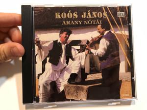 Koós János Arany Nótái / Alfa Studio Audio CD / CD-005