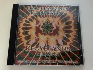 Igaz Klasszikus Karácsony - Kegye János, A Pansipos Es A Magyar Rádió Szimfónikus Zenekar / Soul Records Audio CD / SOUL CD 200211