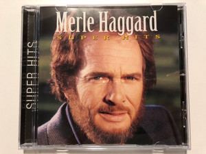 Merle Haggard – Super Hits / Epic Audio CD / EPC 498958 2