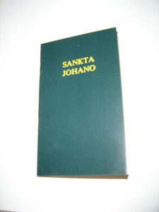 Esperanto John / The Gospel of John in Esperanto