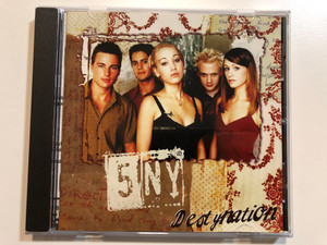 5NY – Destynation / BMG Audio CD 1998 / 74321 51963 2