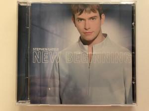 Stephen Gately – New Beginning / A&M Records Audio CD 2000 / 543 990-2