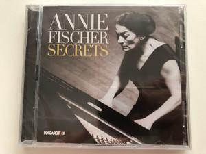 Annie Fischer - Secrets / Hungaroton 2x Audio CD 2020 / HCD 32845-46
