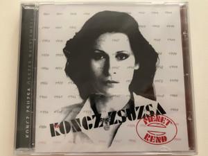 Koncz Zsuzsa - Menetrend / Hungaroton Audio CD 2002 / HCD 7111
