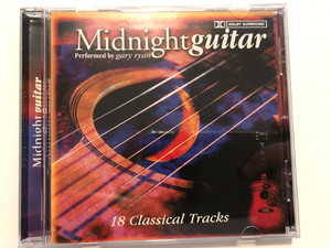 Midnight Guitar - Performed by Gary Ryan / 18 Classical Tracks / Going For A Song Audio CD / GFS 180