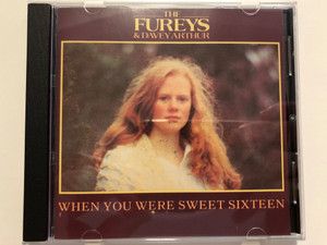 The Fureys & Davey Arthur – When You Were Sweet Sixteen / Castle Classics Audio CD / CLACD 171