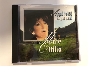 Arad Felől Fúj A Szél - Máté Ottilia / Audio CD / OCD004