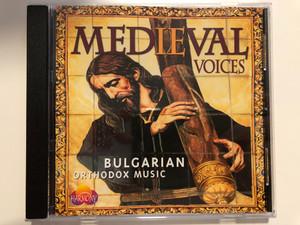 Medieval Voices - Bulgarian Orthodox Music / Harmony Audio CD 1999 / HM035