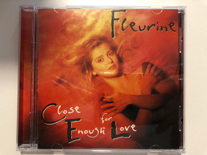 Fleurine – Close Enough For Love / EmArcy Audio CD 2000 / 157 548-2