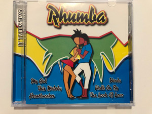 Rhumba - My Girl, This Melody, Heartbreaker, Words, Walk On By, The Look Of Love / It Takes Two Audio CD 2000 / ITT007