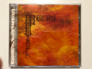 ...And You Will Know Us By The Trail Of Dead – Source Tags & Codes / Interscope Records Audio CD 2002 / 493 248-2