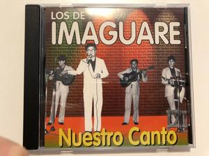 Los De Imaguare - Nuestro Canto / Music Hall Audio CD 1994 / 236521