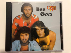 Bee Gees / Greatest Hits / Ring Audio CD / RCD 1045