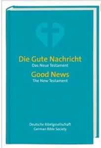 German/English New Testament - Gnt/Tgv Hc (German Edition)