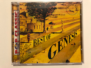 Best Of Genesis / Total Time: 74,00 / Pop Classic / Euroton Audio CD / EUCD-0091