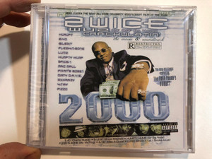 2wice – Wuz Crackulatin' 2000 / Here Comes The Best All-Star Celebrity Independent Film Of The Year / Kurupt, E-40, B-Legit, Flesh-N-Bone, Luniz, Humpty Hump, Spice 1, Mac Mall, Phats Bossi, Dirty Dave / Mo Beatz Records! Audio CD / MOB 10002-2