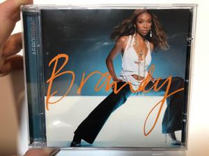 Brandy – Afrodisiac / Atlantic Audio CD 2004 / 7567-83633-2