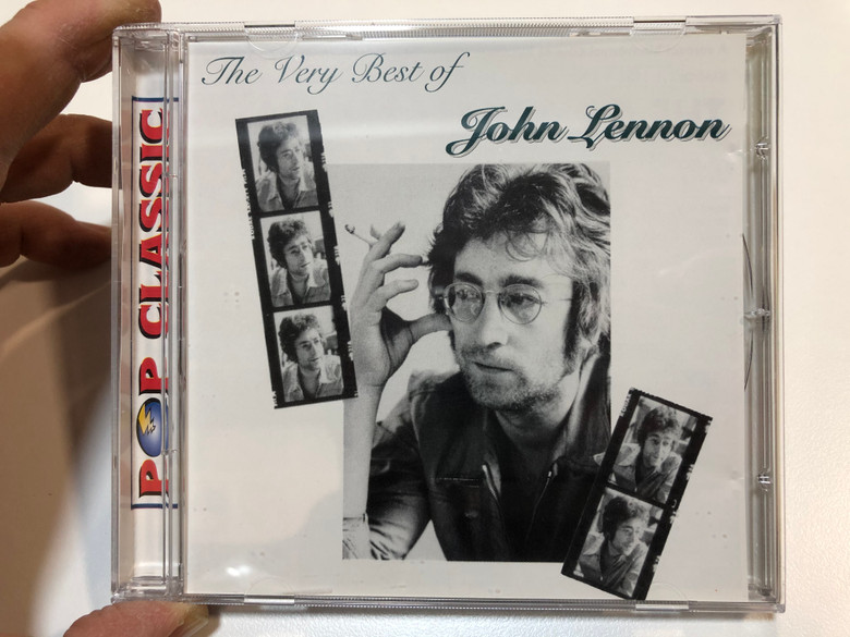 The Very Best Of John Lennon / Pop Classic / Euroton Audio CD / EUCD-0083