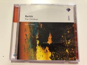 Bartok - For Children / Dezso Ranki / Warner Classics Audio CD 2005 / 2564 62188-2
