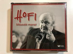 Hofi – Második Menet / Reader's Digest Kiadó Kft. 5x Audio CD 2007 / RM-CD07111-1-5