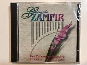 Gheorghe Zamfir Et Orchestre – Comme Une Brise / K Point Audio CD 1993 / 720.4011-2