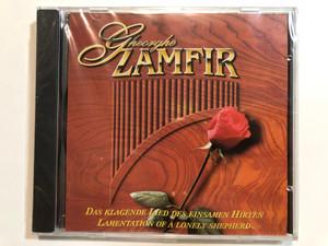 Gheorghe Zamfir - Das Klagende Lied Des Einsamen Hirten, Lamentation of A Lonely Shepherd / K Point Audio CD 1993 / 720.4007-2