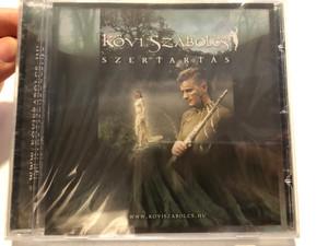 Kövi Szabolcs – Szertartás / Audio CD / 5998482700103