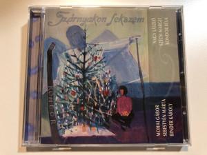 Szárnyakon Fekszem - Mohai Gábor, Sebestyén Márta, Binder Károly, Nagy Laszlo, Szecsi Margit, Kondor Bela / Gramy Records Audio CD 1999 / GR-019