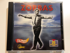 Zorbas - The Best Collection / 20 Instrumental Songs / Bell Audio CD / B 37