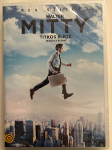 The Secret Life of Walter Mitty DVD Walter Mitty titkos élete / Directed by Ben Stiller / Starring: Ben Stiller, Shirley Mclane, Adam Scott, Sean Penn (5996255738902)