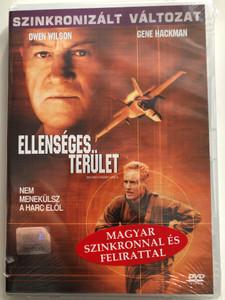 Behind enemy lines (2001) DVD Ellenséges Terület / Directed by John Moore / Starring: Owen Wilson, Gene Hackman, Joaquim de Almeida, David Keith (5996255718362)
