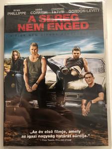 Stop-Loss DVD 2008 A sereg nem enged / Directed by Kimberly Peirce / Starring: Ryan Phillippe, Abbie Cornish, Channing Tatum, Joseph Gordon-Levitt (5996255727395)