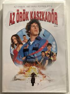 Hot Rod DVD 2007 Az örök kaszkadőr / Directed by Akiva Schaffer / Starring: Andy Samberg, Isla Fisher, Jorma Taccone, Bill Hader (5996255726015)