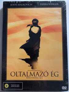 Sheltering Sky DVD 1990 Oltalmazó ég / Directed by Bernardo Bertolucci / Starring: John Malkovich, Debra Winger (5999545587488)