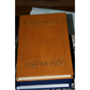 Slovak New Testament / Pismo Nova zmulva / and Hungarian New Testament in mir...