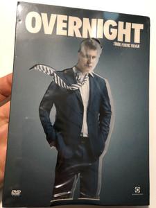 Overnight 2x DVD 2007 / Directed by Török Ferenc / Starring: Bodó Viktor, Pető Kata, Eszenyi Enikő, Nagy Ervin / One day of a Hungarian stock trader (5999544252035)