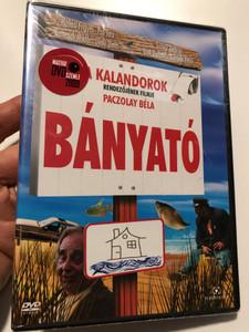 Bányató DVD 2007 / Directed by Béla Paczolay / Starring: Frigyes Hollósi, Miklós Benedek, Pap Vera, Dénes Ujlaky, András Szőke (5999544257436)